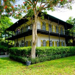 ernest-hemingways-florida-house-is-now-home-to-over-50-six-toed-cats